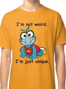 Muppet Babies - Gonzo 02 - I'm Not Weird... Classic T-Shirt
