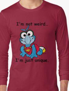 Muppet Babies - Gonzo 02 - I'm Not Weird... Long Sleeve T-Shirt