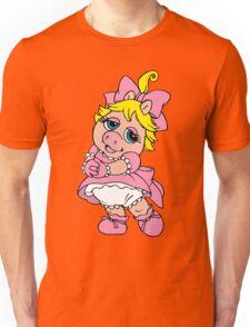 Muppet Babies - Baby Piggie Unisex T-Shirt