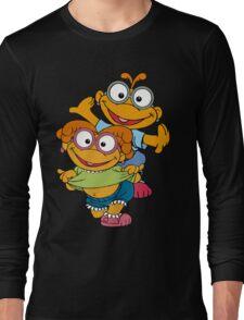 Muppet Babies - Skooter & Skeeter Long Sleeve T-Shirt