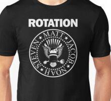 Rotation - Mets 2016 Four Horsemen Unisex T-Shirt