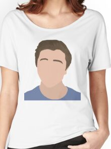 ChrisMD Minimalist Art! Chris MD Face Women's Relaxed Fit T-Shirt
