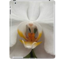 Orchid..Reverance, Humility, Innocence iPad Case/Skin
