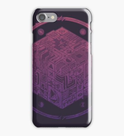 The Folly of Time and Space, Explained iPhone Case/Skin
