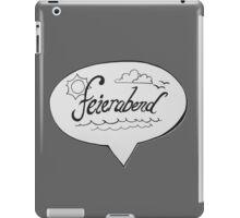FEIERABEND iPad Case/Skin