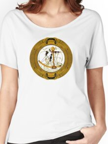 Seas, Sails And Stars Women's Relaxed Fit T-Shirt