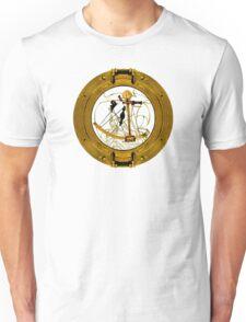 Seas, Sails And Stars Unisex T-Shirt