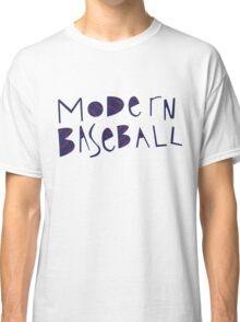 Modern Baseball Logo Classic T-Shirt