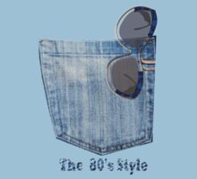 Sun glasses of the 80's in a denim pocket ( 6233  Views) by aldona
