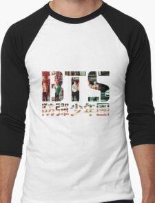 BTS Bangtan Boys Cover Men's Baseball ¾ T-Shirt