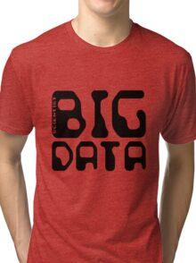Big Data Scientist Tri-blend T-Shirt