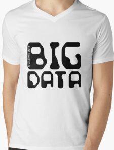Big Data Scientist Mens V-Neck T-Shirt
