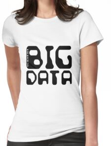 Big Data Scientist Womens Fitted T-Shirt