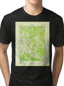 New York NY Mallory 130422 1943 31680 Tri-blend T-Shirt