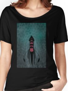 The Nautical Deep Women's Relaxed Fit T-Shirt