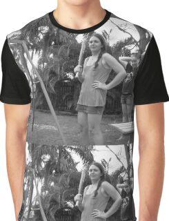 Backyard Graphic T-Shirt