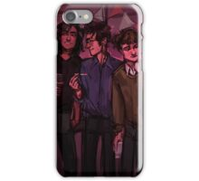Let's Spike The Punch iPhone Case/Skin