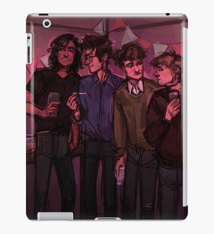 Let's Spike The Punch iPad Case/Skin