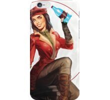 The Wright Pinup! iPhone Case/Skin