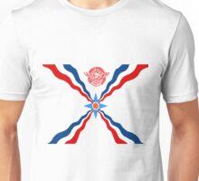 Assyrian Flag Unisex T-Shirt