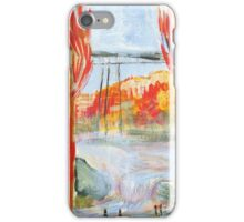 Train Trestel at Letchworth iPhone Case/Skin