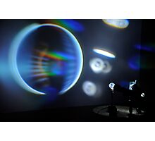 Projection Photographic Print