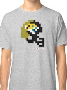 Tecmo Bowl - Jacksonville Jaguars - 8-bit - Mini Helmet shirt Classic T-Shirt