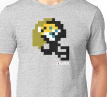 Tecmo Bowl - Jacksonville - 8-bit - Mini Helmet shirt Unisex T-Shirt