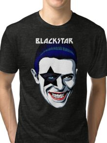 Black Star Tri-blend T-Shirt