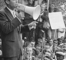 RFK Speaking At CORE Rally Sticker