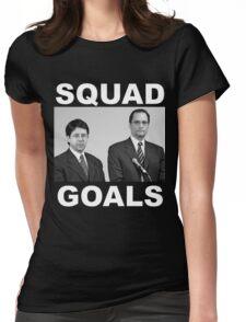 Dean Strang & Jerry Buting - Making a Murderer Womens Fitted T-Shirt