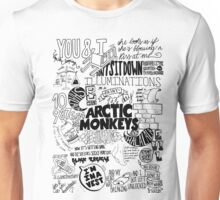 Arctic Monkeys 213 Unisex T-Shirt