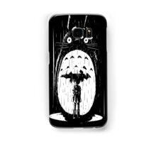 raining umbrela totoro Samsung Galaxy Case/Skin