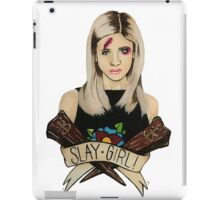 Slay Girl iPad Case/Skin