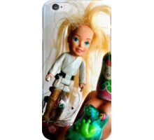Barbie Skywalker iPhone Case/Skin