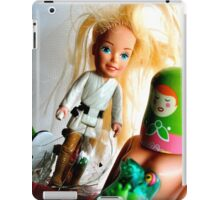 Barbie Skywalker iPad Case/Skin