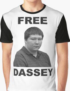 FREE BRENDAN DASSEY Graphic T-Shirt