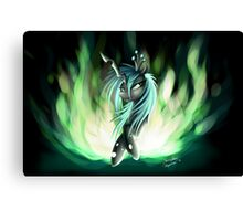 Queen Chrysalis Canvas Print