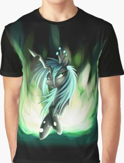 Queen Chrysalis Graphic T-Shirt