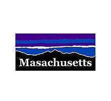 Massachusetts Midnight Mountains Photographic Print