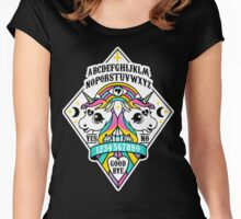 Adorable Oracle Women's Fitted Scoop T-Shirt