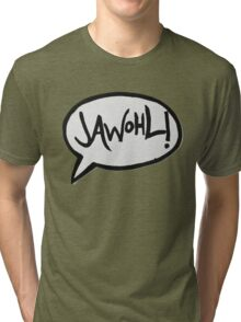 JAWOHL! Tri-blend T-Shirt