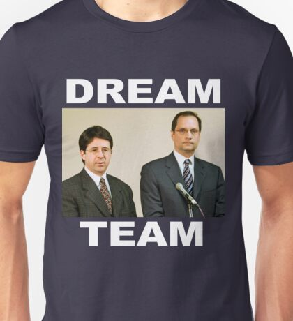 Dean Strang & Jerry Buting - Making a Murderer Unisex T-Shirt