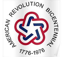 American Bicentennial Poster