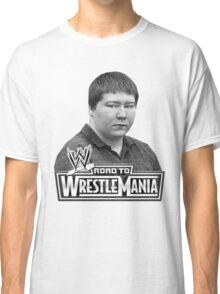 FREE BRENDAN DASSEY wrestle mania Classic T-Shirt