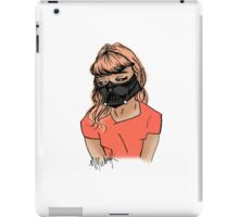 Later Vader iPad Case/Skin