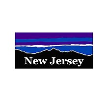 New Jersey Midnight Mountains Photographic Print