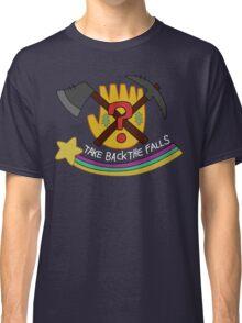 Gravity Falls - Take Back The Falls Classic T-Shirt