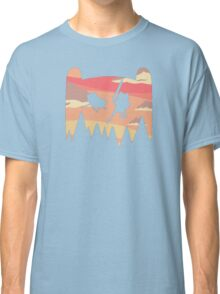 Adventure Time water colour Classic T-Shirt