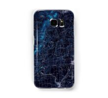 New York NY Saratoga 129390 1902 62500 Inverted Samsung Galaxy Case/Skin